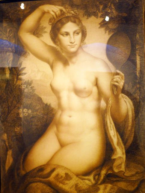 古典与唯美 西蒙基金会收藏雕塑 绘画展 上
