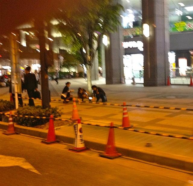 大阪的街道为啥那么干净?