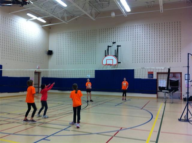 参观小学校——走近加拿大(十六)(看图说话) - 深秋 - 深秋的故事的博客