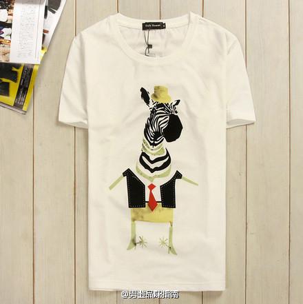 狼友根据地-和讯财经微博-漫画款上身t恤,漫画斑马娇病猎奇图片
