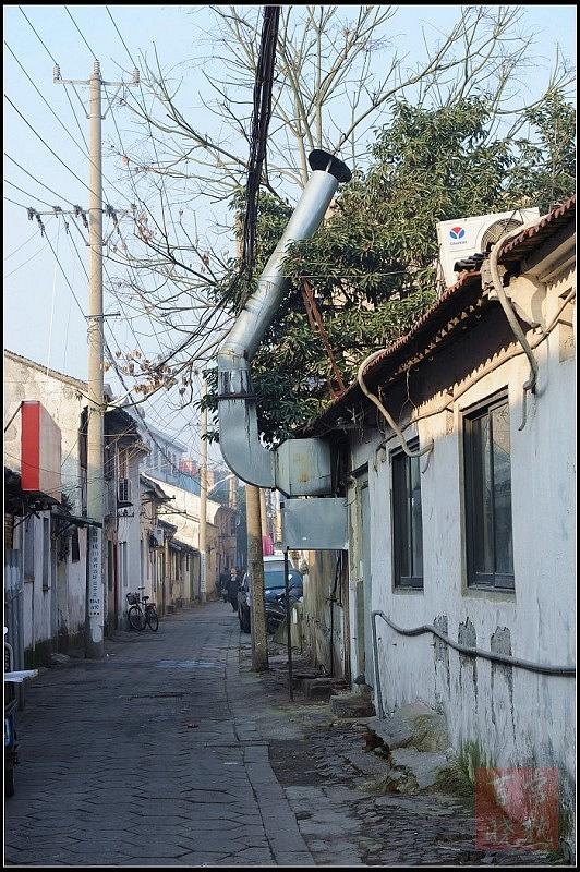 常熟七里山塘街风景