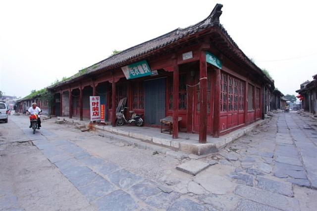 寻找青州古街厚积薄发的闲暇时光