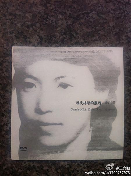 寻找林昭的灵魂种子_胡杰纪录片《寻找林昭的灵魂》解说词全文